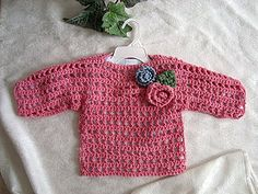 Crochet Mesh Summer Sweater, which can be made in any size. Instructions are given so you can make long sleeve, short sleeve, cap sleeve, or sleeveless tank top.