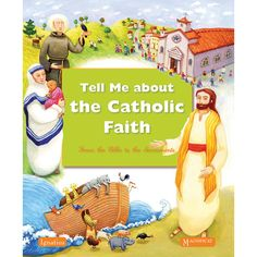Tell Me About the #Catholic #Faith- available at Leaflet Missal