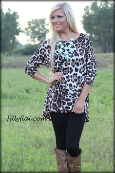 Tamed in a Tunic - Filly Flair