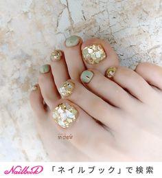 Cute Toe Nails, Cute Acrylic Nails, Love Nails, Pedicure Nail Art, Toe Nail Art, Nail Manicure, Classy Nail Designs, Toe Nail Designs, Classy Nails