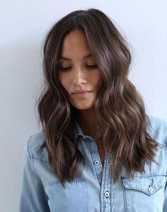 Tagli capelli lunghi 2018