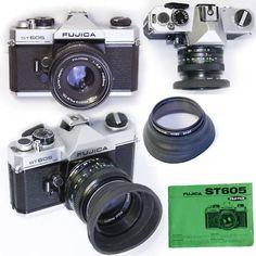 FUJICA ST 605 Fujinon 1:2,2/ f = 55 mm