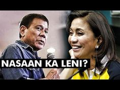 DUTERTE IPINAKITA KAY LENI! Ang Pagmamalasakit Niya Sa Taong Bayan - WATCH VIDEO HERE -> http://dutertenewstoday.com/duterte-ipinakita-kay-leni-ang-pagmamalasakit-niya-sa-taong-bayan/   PROUD DDS FACEBOOK:  LIKE AND SHARE VIDEO:  Duterte has expressed his desire to build on the stellar accomplishments of the administration of outgoing president Benigno Aquino III, particularly the latter's good governance initiatives and critical structural reforms that transformed the P..