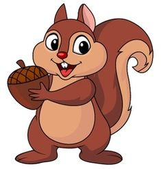 Squirrel Clip Art and Stock Illustrations. Squirrel EPS illustrations and vector clip art graphics available to search from thousands of royalty free stock art creators. Cartoon Cartoon, Cartoon Images, Cartoon Drawings, Cute Drawings, Cute Squirrel, Baby Squirrel, Images Of Squirrels, Squirrel Tattoo, Owls