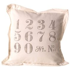 I pinned this Chiffre Pillow from the Zingaro event at Joss and Main!