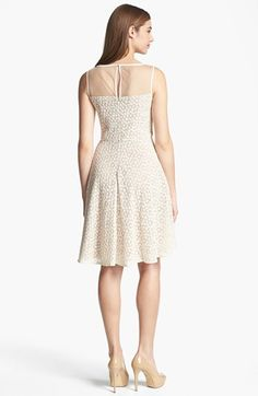 Adrianna Papell 'Dandy' Lace Fit & Flare Dress | Nordstrom