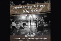 """Matías Cipiliano presenta """"Plug & Go"""""""