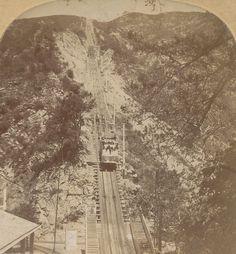 CALIFORNIA SV - Mt Lowe Incline Railway - Whiting View