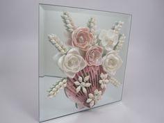 seashell art | seashell art - Google Search | sea shell crafts