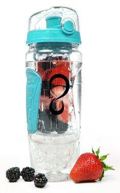 800ML Fruta Fuzer Infusión Infusor Botella de agua de bebida deportiva salud jugo Maker