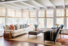 In Good Taste: Hendricks Churchill Architecture & Design - Design Chic Design Chic Make Design, Design Design, Love Home, Living Room Inspiration, Home Living Room, Living Spaces, Churchill, Architecture Design, Family Room