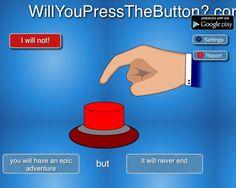 Bilbo pressed the button, guys.