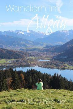 Alle A Tasty Hike Wanderrouten im Allgäu in der Übersicht!