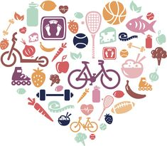 Illustration about Background with Icons Representing Healthy Lifestyle. Illustration of card, dinner, leaf - 32148056 Dinner Recipes For Kids, Kids Meals, Divas, Focus On Your Goals, Thai Massage, Video Games For Kids, Healthy People 2020 Goals, What You Eat, Healthier You