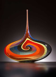 Tagliapietra - shaped the history of glass art