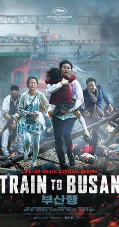 Train to Busan Directed by Sang-ho Yeon. With Yoo Gong, Yu-mi Jung, Dong-seok Ma, Su-an Kim. While a zombie virus breaks out in South Korea, passengers struggle to survive on the train from Seoul to Busan. Drama Film, Drama Movies, Resident Evil 2002, Train To Busan Movie, Movie To Watch List, Watch Movies, Yoo Gong, The Image Movie, Warm Bodies