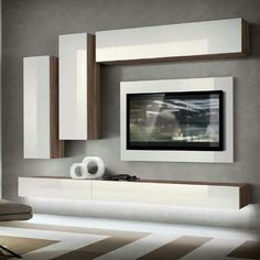 Image result for tv wall units