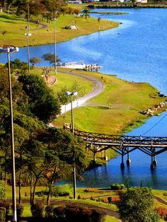 #parquedolago #guarapuava #parana (Fonte: https://s-media-cache-ak0.pinimg.com/originals/0d/f5/df/0df5dfa9f737636bc3924dbd325122ed.jpg)