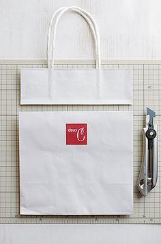 ★材料費ゼロ円紙袋で冷蔵庫収納 インテリアと暮らしのヒント