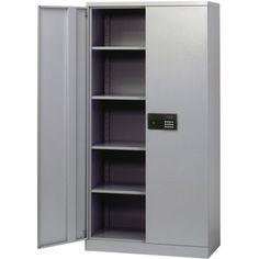 Fresh 72 Steel Storage Cabinet