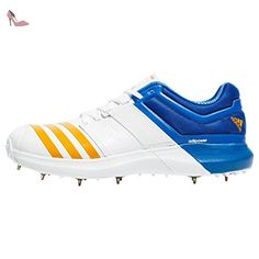 Conquisto II TF, Chaussures de Football Homme, Multicolore (FTWR White/Core Black/Grey Two F17), 46 EUadidas