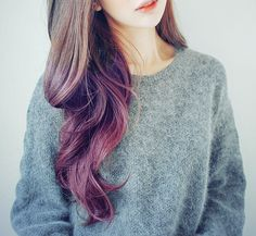 purple ombre                                                                                                                                                                                 More