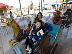 The mission of Morgan's Wonderland, the world's first ultra accessible family fun park, is to provide a safe, clean and beautiful environment free of economic barriers that all individuals, regardless of age, special need or disability, can come to and enjoy.