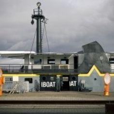 L'Iboat est un espace culturel (salle de concert et ateliers) située dans un bateau ! La Vendée, un ferry de 687M2 sur 3 niveaux est situé au cœur de bordeaux dans un quartier historique celui du ...
