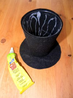 even better mini top hat tutorial