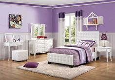 Sparkle Bedroom