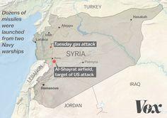 Syria - trump-bomb-assad explainer