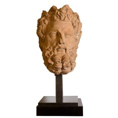 1stdibs - Large Terracotta Head of Mars 18th Century explore items from 1,700  global dealers at 1stdibs.com