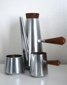 3 Piece Danish Tea Set