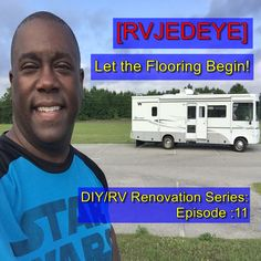 It's time to start tearing up the floor in the RV! What do you say we get this party started? Check out the video here! Rv, Flooring, Sayings, Check, Party, Motorhome, Lyrics, Caravan Van, Wood Flooring