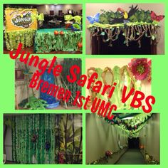 Jungle Safari VBS Bremen 1st UMC
