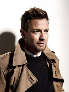 Ewan McGregor © Art Streiber.  Got to love a Scotsman.