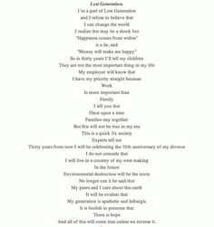 A depressing/pessimistic poem that becomes optimistic read backwards. Wow