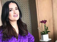 Salma Hayek says it's no accident that she sleeps like a baby—here's her secret – Well+Good