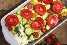 Boureki - Gemüseauflauf aus Kreta
