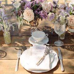 #fbf brought the lavender fields of South of France to my very own backyard. #hightea #ladieswholunch  @stevesteinhardt  @hollyflorala ☕️ @dishwishgirl  @mtfstudio  @hautechefsla