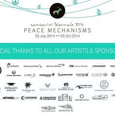 Santorini Biennale                  Peace Mechanisms