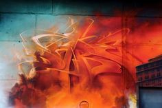 graffiti art by dare - Google Search