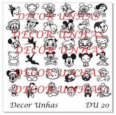 Decor Unhas DU20