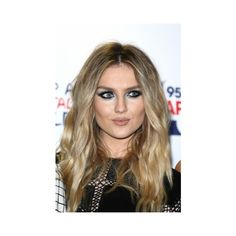 Perrie Edwards at Capital FM Summertime Ball ❤ liked on Polyvore featuring perrie edwards