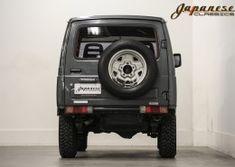 Japanese Classics | 1990 Suzuki Jimny Suzuki Jimny, Katana, 4x4, Samurai, Monster Trucks, Japanese, Classic, Vehicles, Inspiration