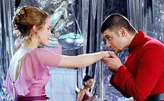 Goblet of Fire Magazine Articles and Promotional Photos - Hermione Granger (Emma Watson) and Viktor Krum (Stanislav Ianevski) - Harry Potter's Page Photo Gallery