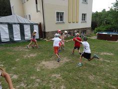Škola v přírodě - Zásada (Lumka) - 3. D - Dolní Břežany - album na Rajčeti 3 D, Basketball Court, Sports, Hs Sports, Sport