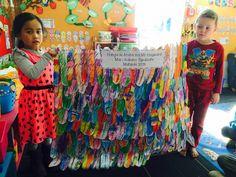 Matariki cloak Treaty Of Waitangi, Cloak, Wearable Art, New Zealand, Lily Pulitzer, Classroom, Teaching, Education, Creative