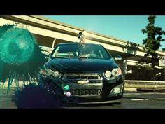Street Art Documentary   Chevy Sonic Stunts   Chevrolet