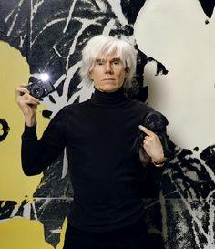 Andy Warhol #genius #popart /via https://www.pinterest.com/etta64/andy-wharol/